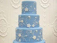 1118 Best Blue Amp Silver White Wedding Theme Images On Pinterest