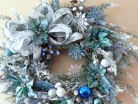 Wreaths, wreaths, and more wreaths