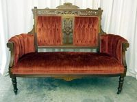 ~ I grew up with Victorian furniture & many antiques & I still enjoy them in my home today~