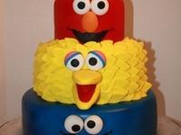 Children's Themed Cakes