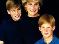 Diana and Boys