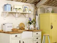 Ideas Kitchen On Pinterest Freestanding Kitchen Shelves And
