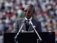 MADIBA PRESIDENT NELSON MANDELLA