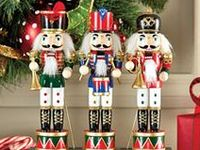 Crazy about nutcrackers!
