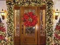 Christmas Wreaths and entries