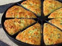 Recipes:  Cornbread