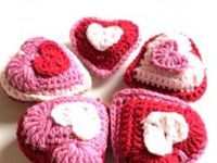All Things Crocheted ♥ ♥ Hearts ♥ ♥