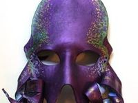 In all their forms, masks fascinate me.