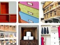 Brilliant Storage & Creative Organization