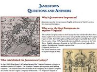 jamestown essay