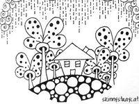 Sketching & Zentangle