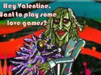 happy valentine games dress up