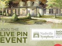 30 best images about nashville symphony show house pinterest event