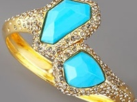 All things turquoise