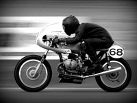 Vintage bikes, cafe racers, motorcycle photography,  biker fashion and lifestyle.