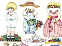 Dolls:  Mary Engelbreit