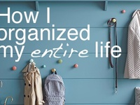 Organization/Cleaning