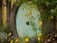 Images About Hobbit Homes On Pinterest Root Cellar Hobbit Door