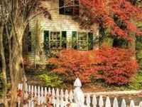 Dream On Pinterest The Cottage Old Cottage And Picket Fences