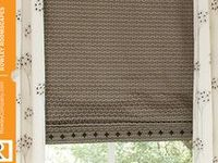 17 Best Images About Embellished Roman Shades On Pinterest