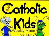 Catholic religion class...CCD...Catechism...Upper elementary mainly...