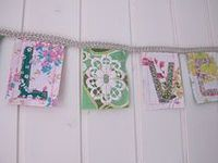 Banners, Bunting, Garlands and Wreaths