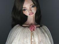 JooDella Reign / Porcelain art dolls by Irina Lumiere
