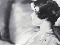 Chanel is the most influential designer of the 20th Century and her legacy remains strong in the 21st Century. I love the strength of her design vocabulary and the iconic status many of her creations have achieved.