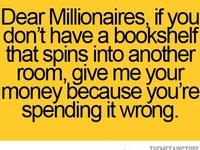Books & Rooms