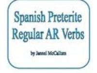 1000+ images about Spanish Preterite on Pinterest | Spanish, Spanish ...
