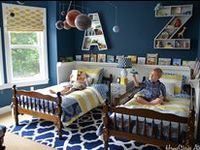 Ideas for their rooms, play areas both inside and out and random decor pieces