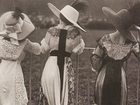 A collection of fashion norms for women and girls from the 1880's through the 1900's.