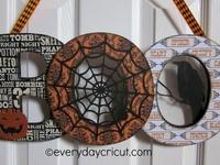 Halloween Scrapbooking & DIY Paper Crafts (Cricut & Pazzles)