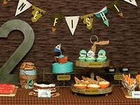 Birthday Parties - Boys
