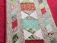 A Quilt - Table Runners