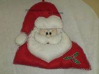 Natal-idéias e moldes/christmas