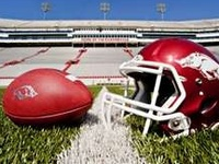 If you live in Arkansas, you have to be a Hog Fan!!!