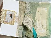 Altered books, journals, & tag books