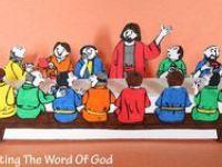 CC Holy Week: Thursday (Last Supper, Passover & Gethsemane)