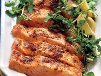 ... about Food - Fish on Pinterest | Salmon, Baked Fish and Pesto Salmon
