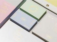 Stationary sets, invitation cards, postcards, calendars, etc.