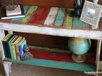 things to build with pallets and salvaged supplies