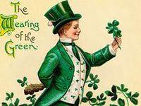 ST. PATRICK DAY & EVERYTHING IRISH
