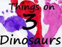3 Dinosaurs Blog / This is all the blog posts from 3Dinosaurs.com. You will find free printables, hands on learning, gross motor and more.