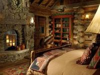 Sweet Dreams On Pinterest Cabin Bedrooms Toile And Rustic Bedrooms