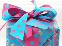 gift wrapping and adornments