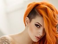 ... about Hurr on Pinterest | Mohawk hairstyles, Manic panic and Mohawks