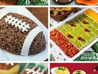 Food, drink and decorating ideas related to sports