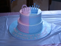 Baby Gender Reveal Party! ♥