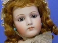 Dolls - Antique and Antique Repros